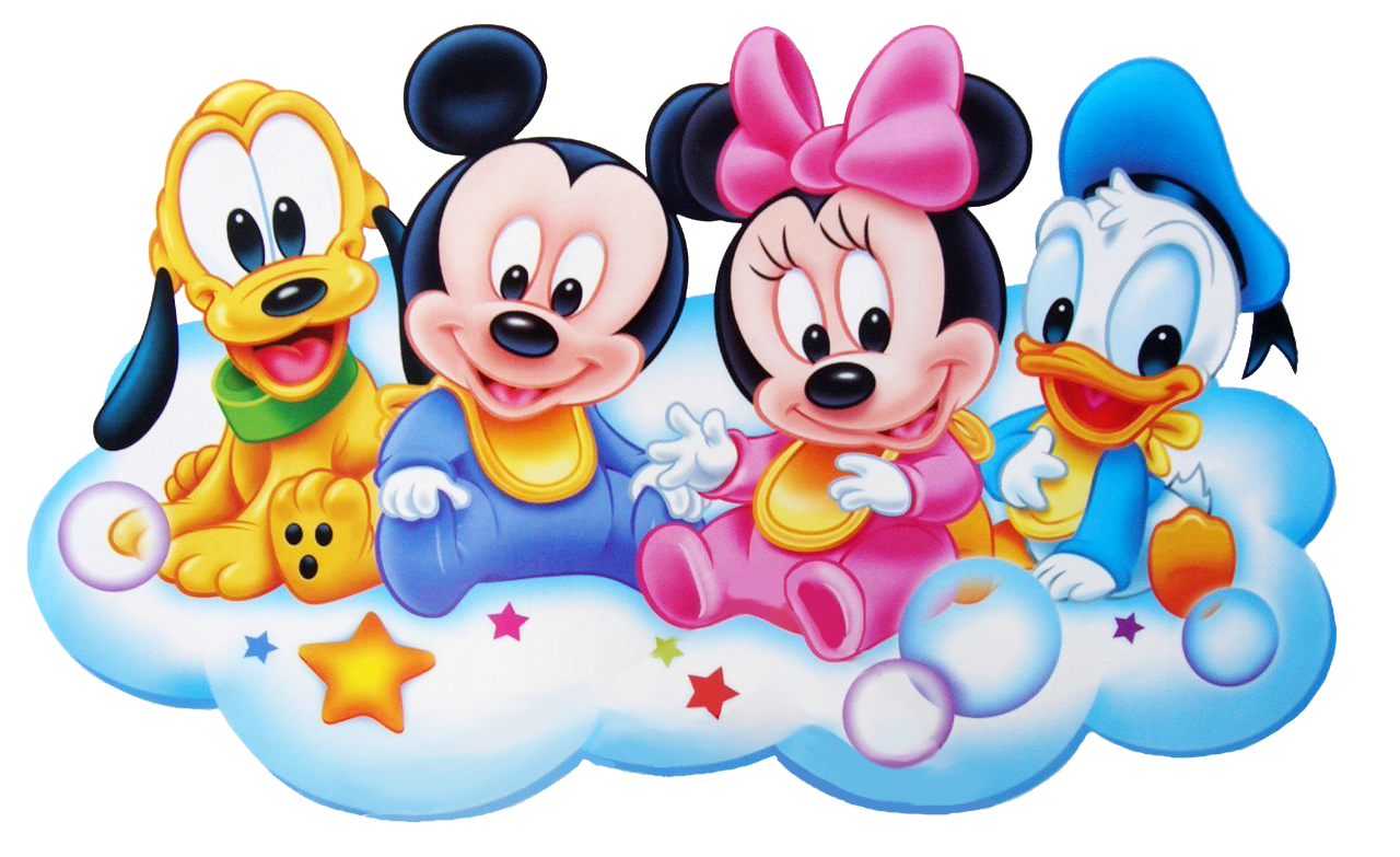 Disney Baby | Disney Baby Group Clipart | The Wonderful World of ...