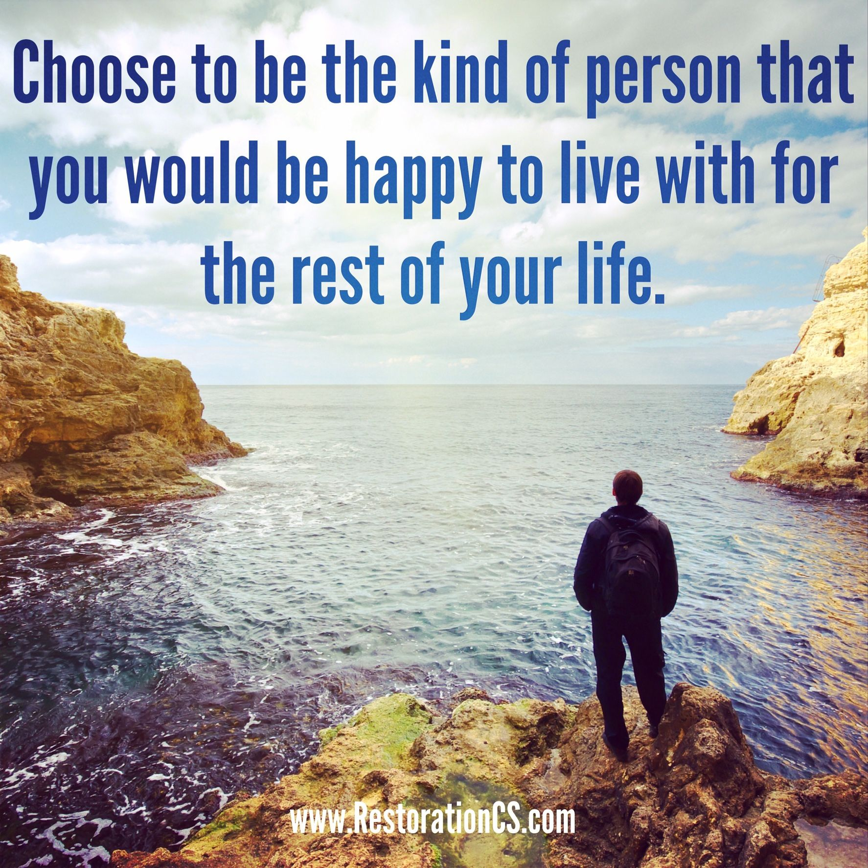 You get to decide who you will become! #LifeTip