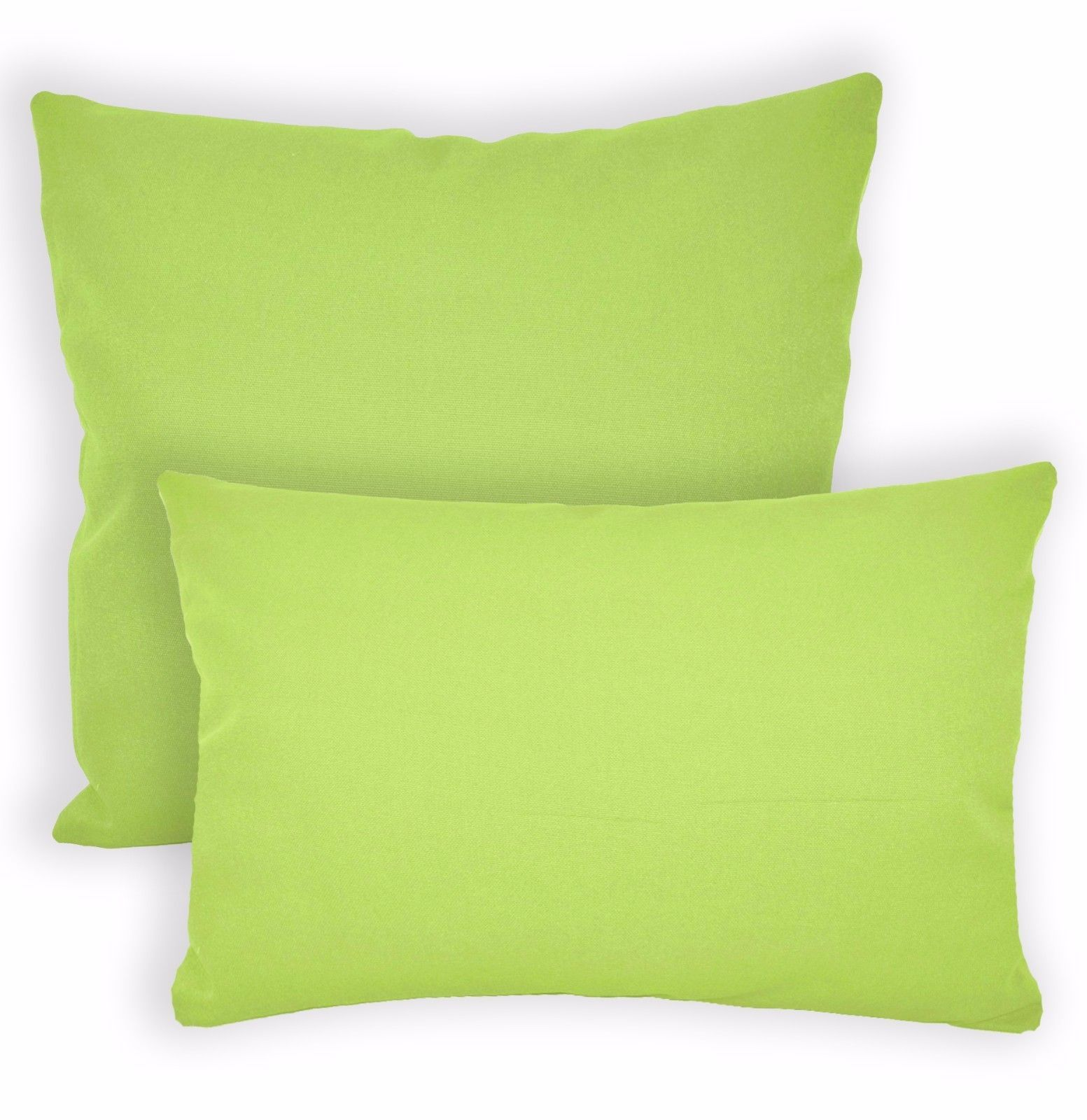 Aw38A Fluorescent Lime High Quality 12Oz Cotton Cushion Coverpillow Case