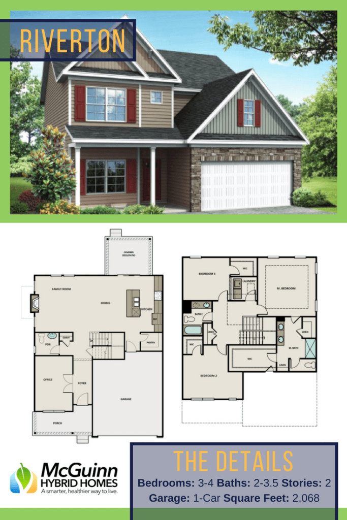 Are You Looking For Your Ideal Floor Plan In South Carolina Check Out Our Riverton Layout Complete With 3 Bedr Tiny House Plans House Plans Modern House Plans