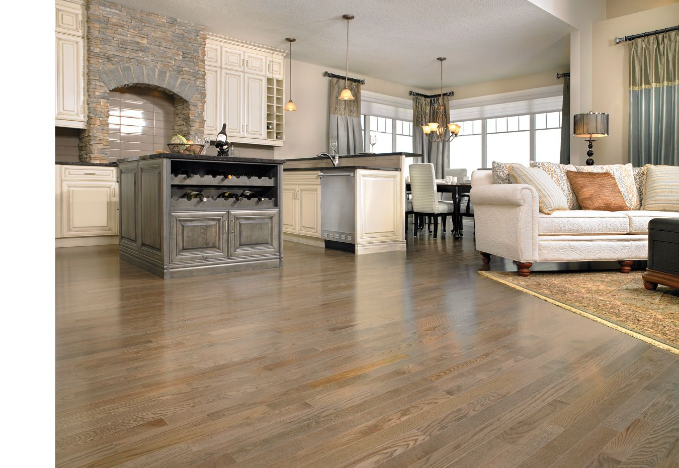 Red Oak Charcoal In 2019 Living Room Hardwood Floors