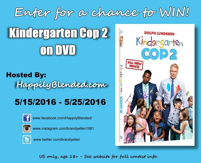 Plan A Family Movie Night With Kid Movies Kindergarten Cop 2