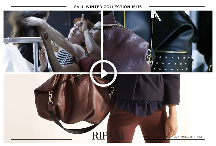 Discover the Fall Winter Collection, enjoy the backstage video of the campaign https://www.youtube.com/watch?v=KPYJo8onfLs Enjoy the video #fashiondiaries‬ #cool #style‬ #winter‬ #backstage‬ #shooting‬