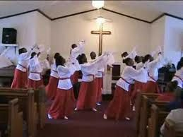 Volunteering in building a dance department at my childhood church. (personal)