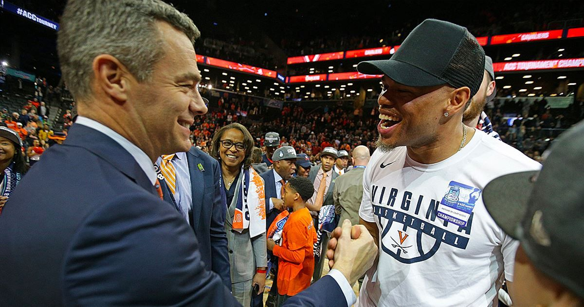UVA receives strong endorsement from former star Justin