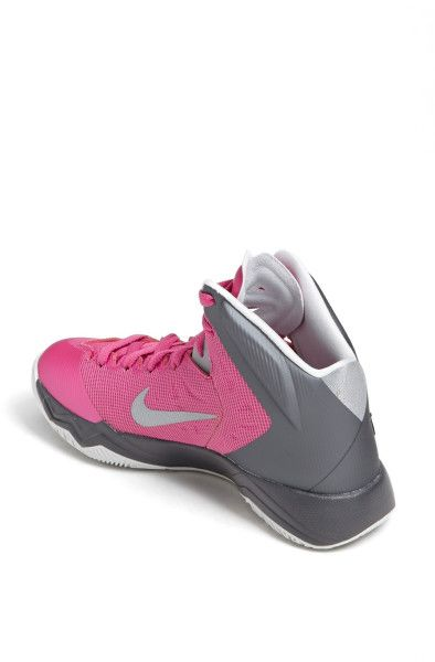 Pink and Grey Nike Basketball Shoes - Low prices and special discounts on  the best basketball