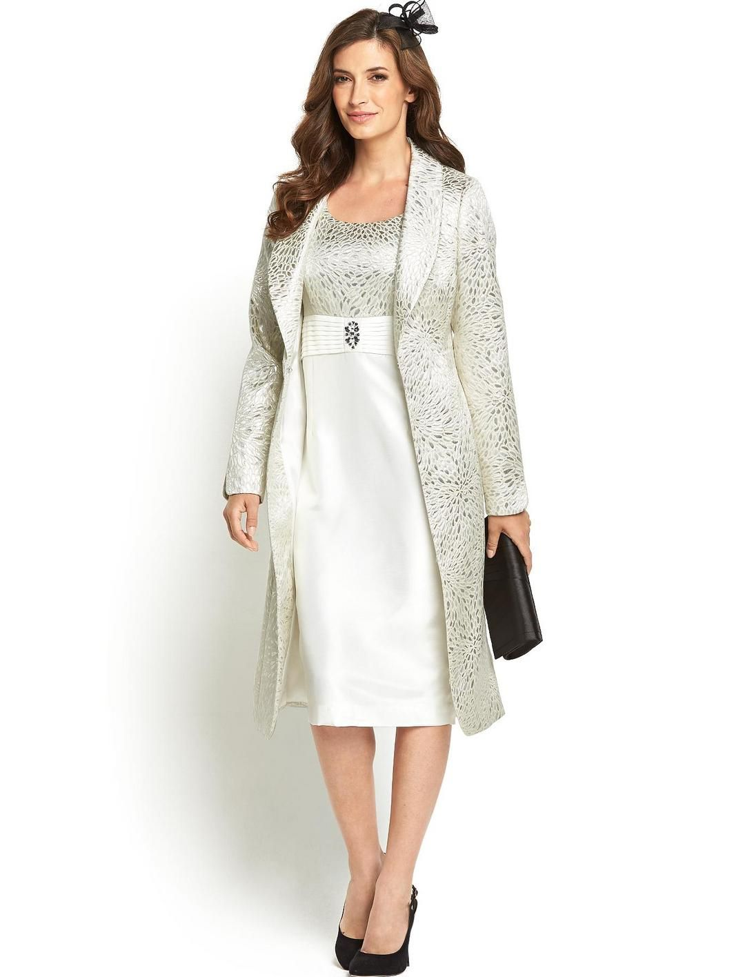 Jacquard Dress and Coat Suit http://www.isme.com/berkertex