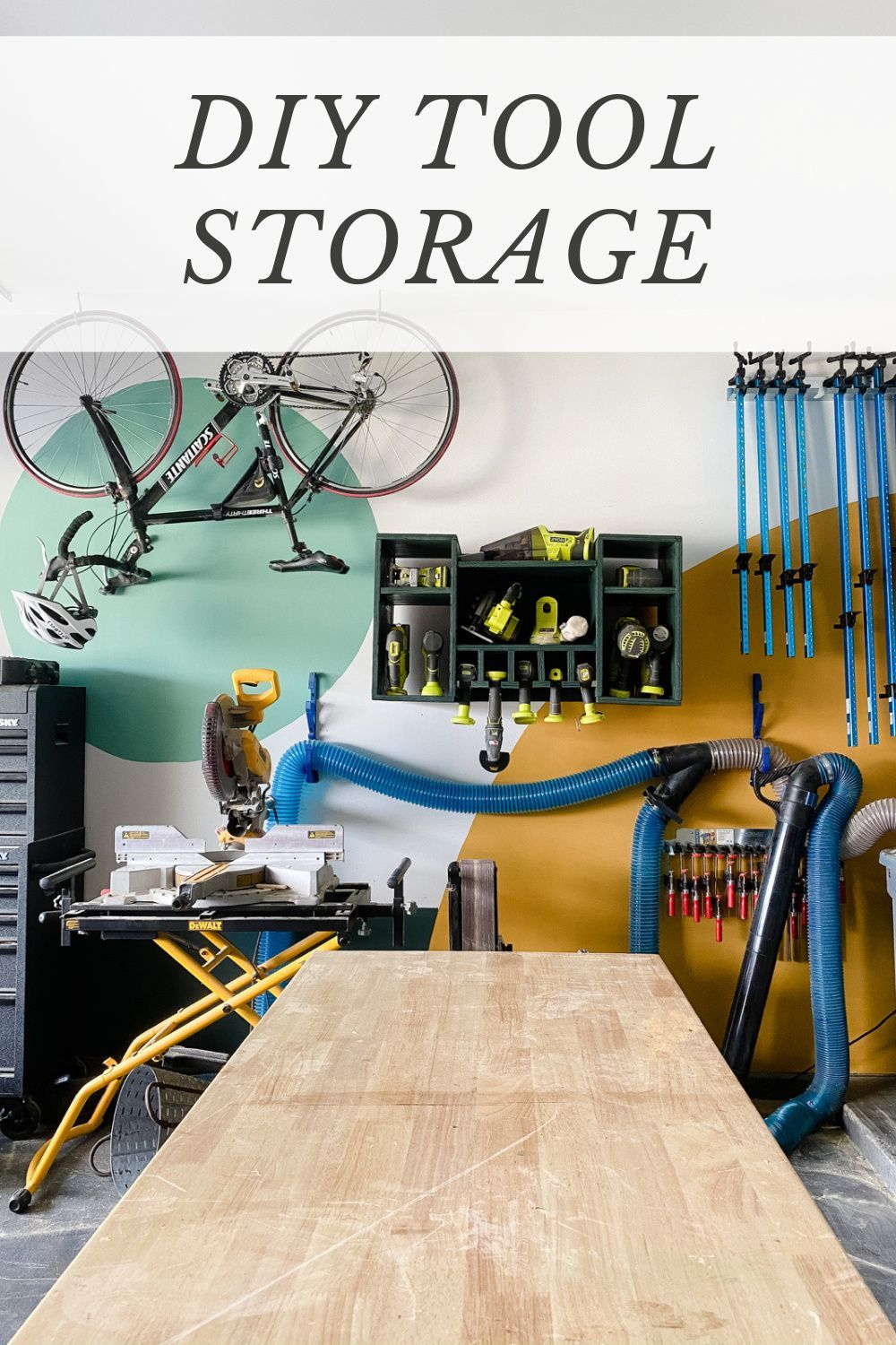 Diy Tool Storage And Organization In 2020 Tool Storage Diy Tool Storage Tool Storage Cabinets