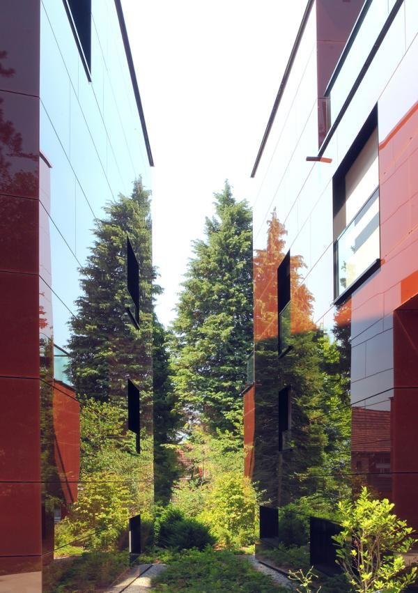 Thies Wachter - Zürich - Architectural Photographers housing complex zollikerstrasse_zurich_Gigon-Guyer Architects