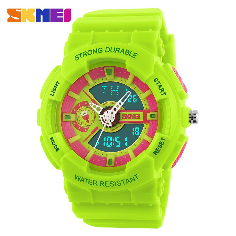 >> Click to Buy << SKMEI Brand women girl teenage Sports Watches waterproof chronograph Men's digital Quartz Watch Dress Wristwatches Student Clock #Affiliate
