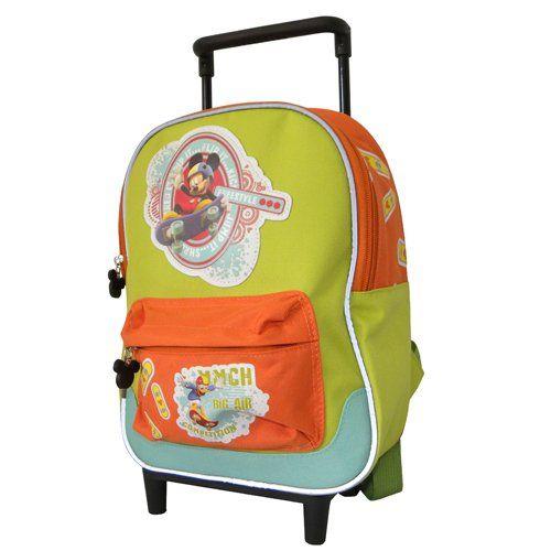 Mickey Mouse Skate Mini Trolley Amazon Best Buy Affiliate Link Disney Luggage Disney On Ice Disney World
