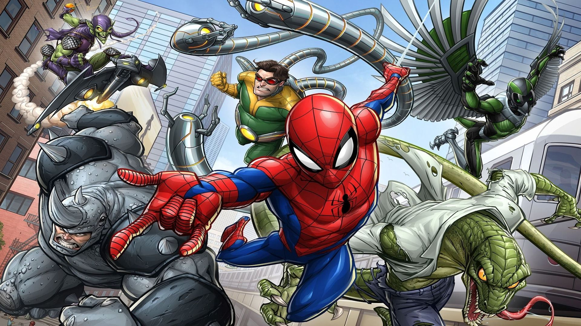 Cool marvel wallpapers hd 2 epic heroes select 45 x