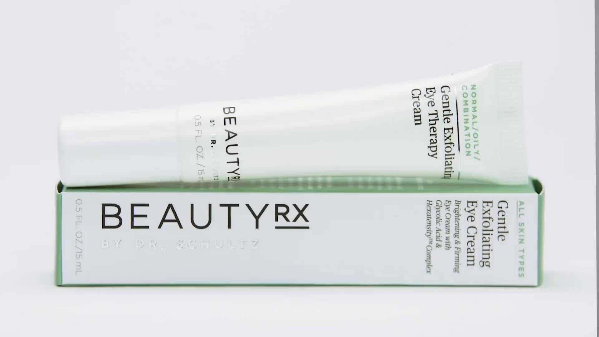Gentle Exfoliating Eye Cream Exfoliating Eye Cream Smoother Skin