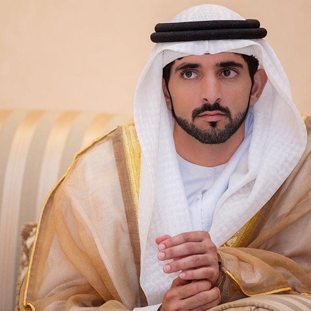 Hamdan Bin Mohammed Bin Rashid Al Maktoum 17 07 2015 Foto