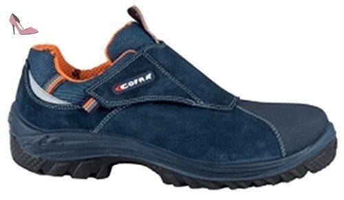 Cofra 55030-000.W43 Thai S1 P SRC Chaussures de sécurité Taille 43 Noir Chaussures Adidas Superstar grises homme eHMPy