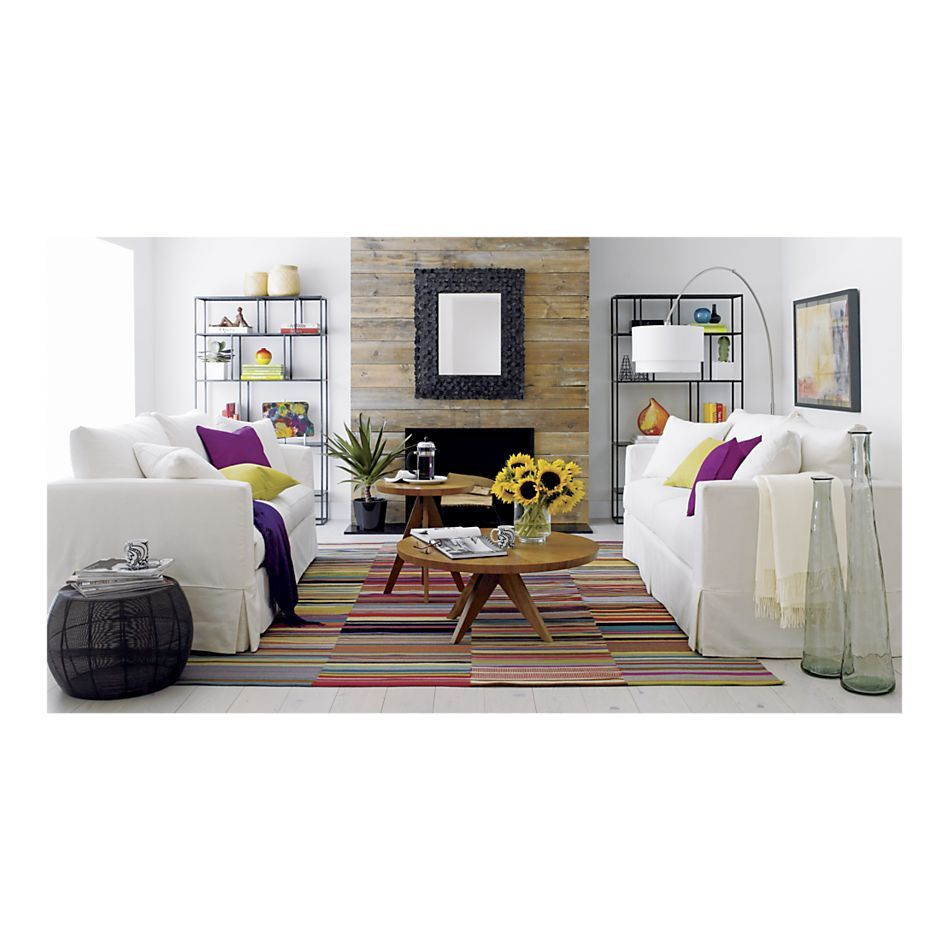 Bon Willow Sofa In Sofas | Crate And Barrel