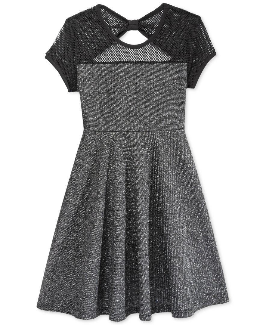 Dkny Girls' Chambers Dress
