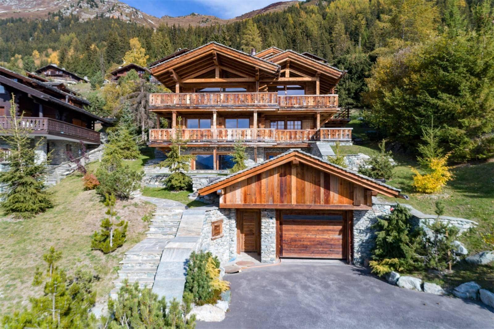 Verbier Verbier, Valais, Switzerland U2013 Luxury Home For Sale