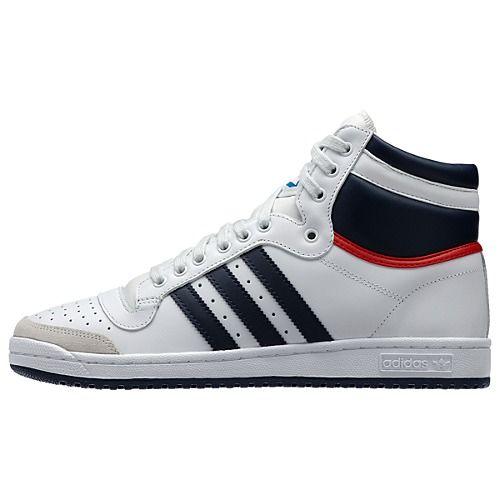 billig Details zu Adidas Court 80S Mid Cut Schuhe Men Herren