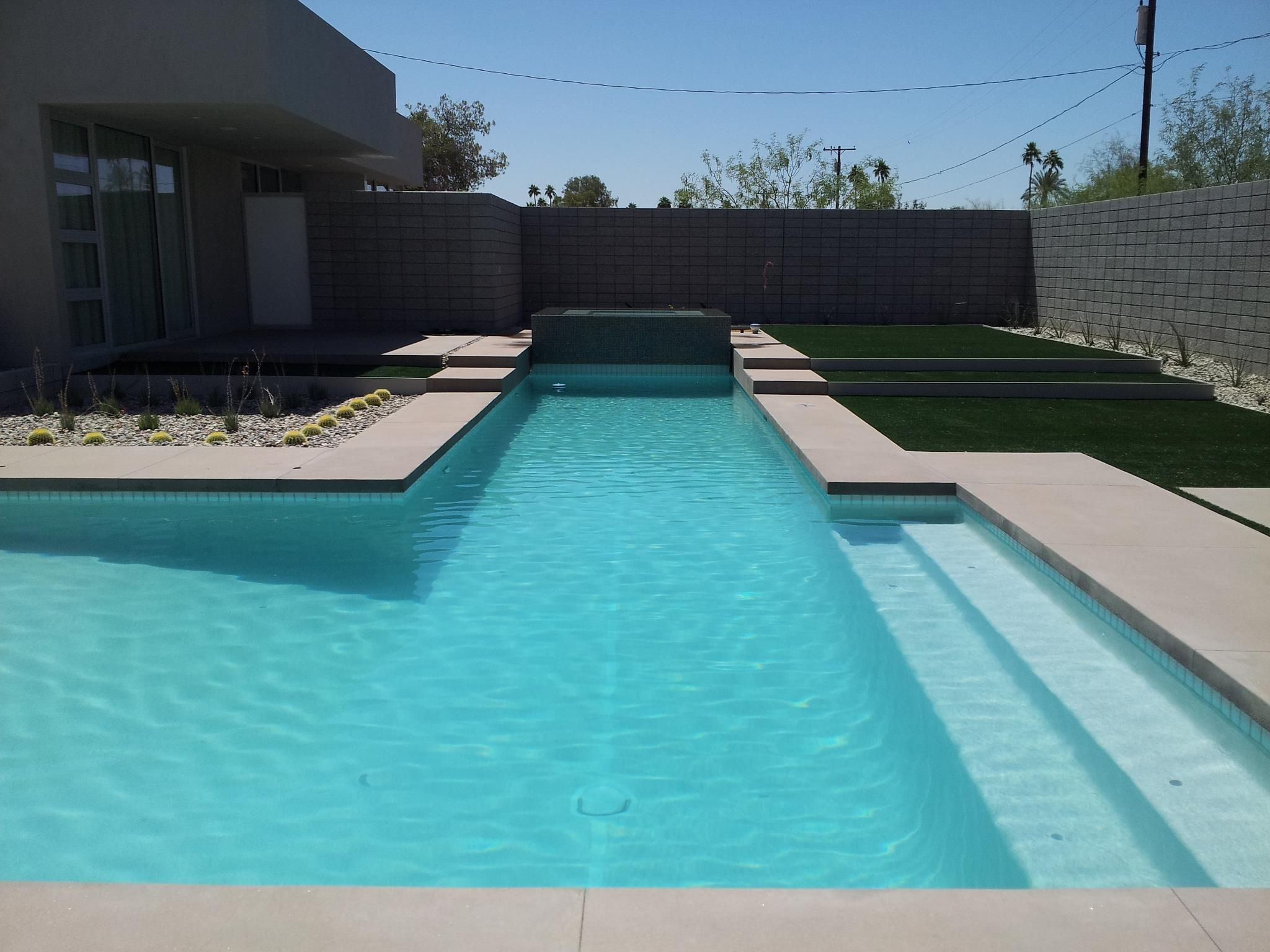Pin modern pool design on pinterest - Find This Pin And More On Pools Designer Inside The Pool
