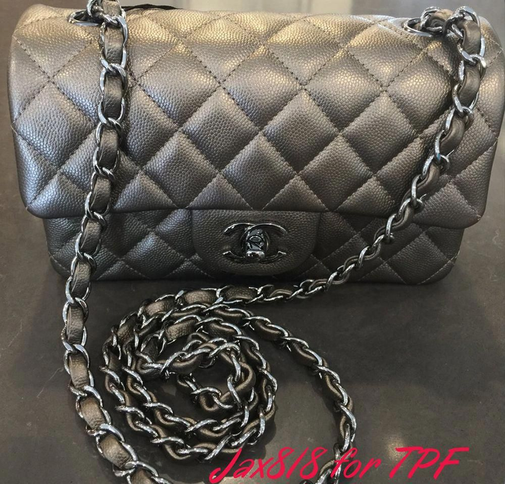 ff56ed8c97b7 Itty-Bitty Chanel Mini Bags Have Captured the Hearts of Our PurseForum  Members #Chanelhandbags