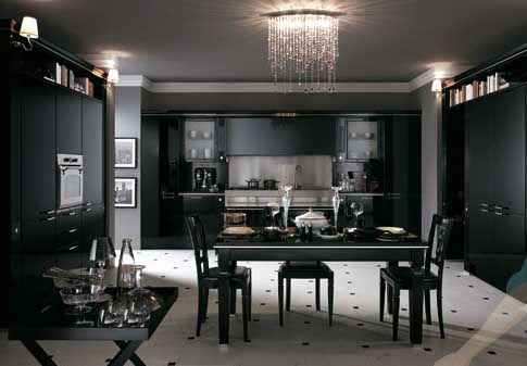 Hollywood Glam - Atlanta Interior Design  Modern  Green  Design