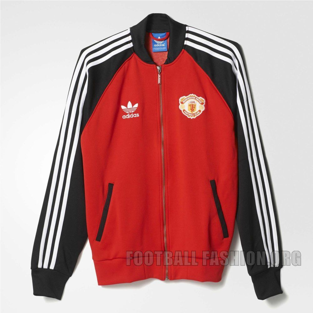 Manchester United x adidas Originals 1985 final de FA Cup Collection