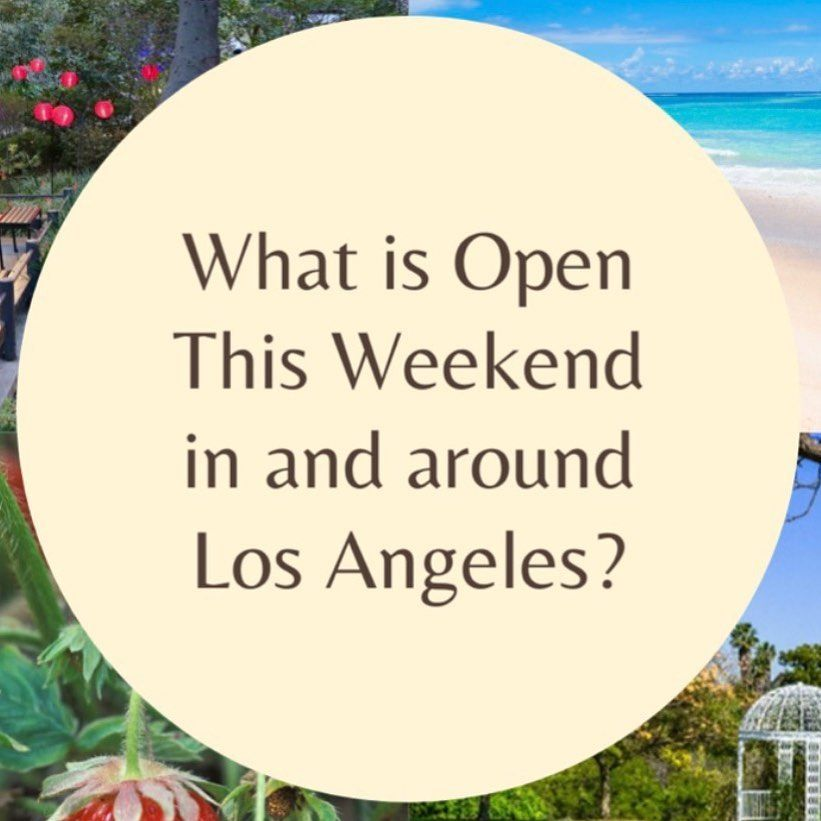 See Our Big List Of Places That Are Open This Memorial Day Weekend Link In Bio Funwithkids Family Fam Memorial Day Family Time Los Angeles Blogger