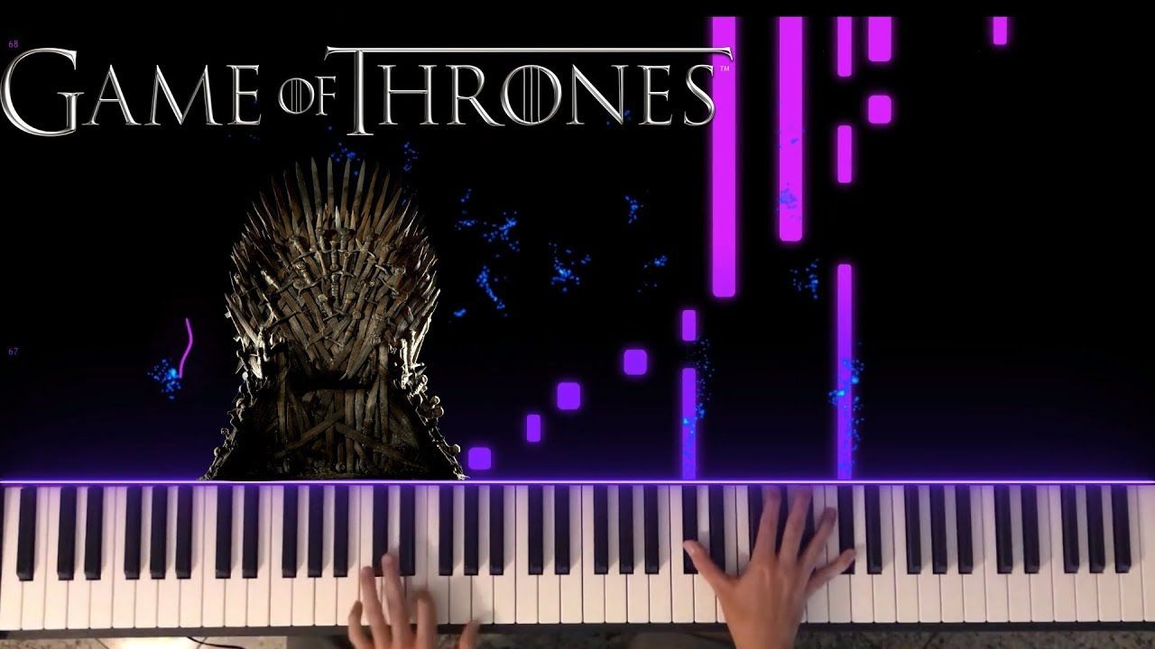 NO SPOILERS Jenny Of Oldstones piano version #Music #IndieArtist #Chicago   Gameofthrones ...