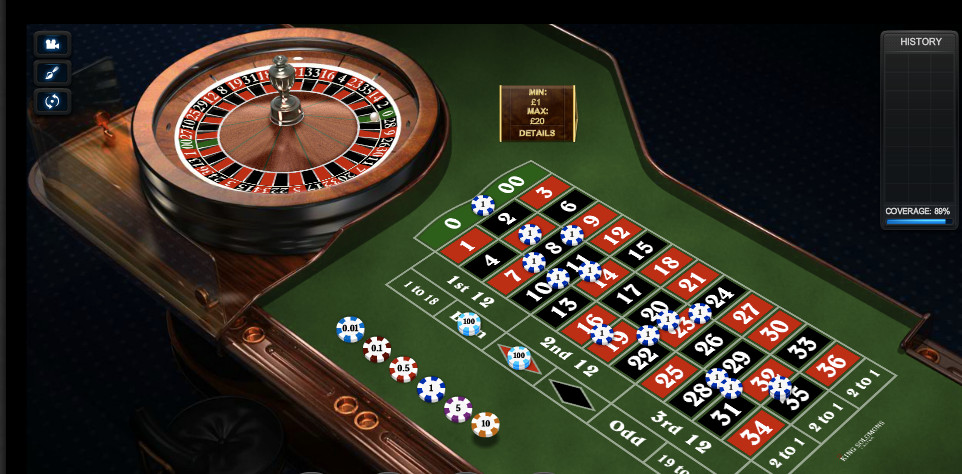 Roulette Casino Game Strategy