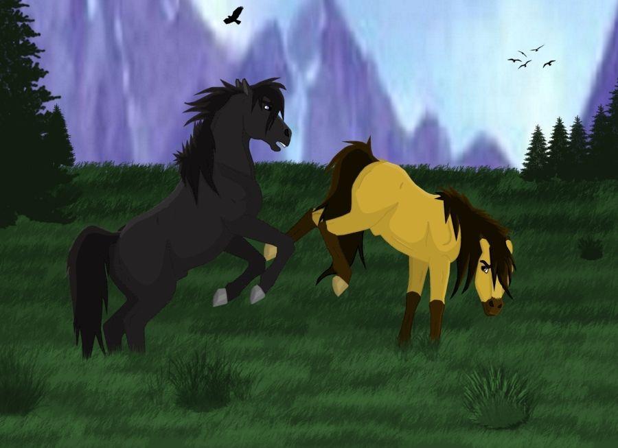 Spirit Horse In Real Life Spirit Stallion Of The Cimarron Strider Spirited Art Android Wallpaper Animal Art