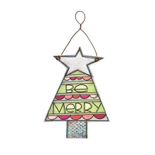 This Thing Called Family Be Merry Tree Ornament