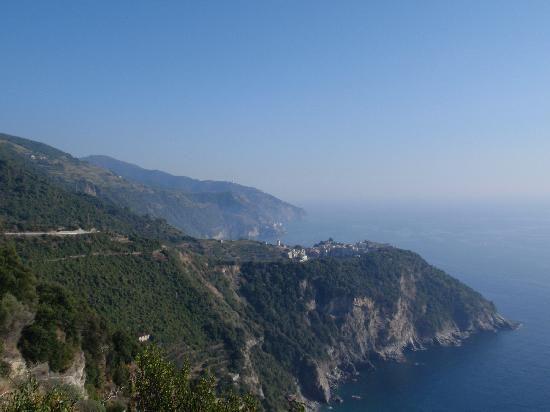 Cinque Terre...by far my favorite!