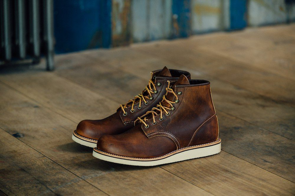 Red Wing Heritage Rover 2950 Copper