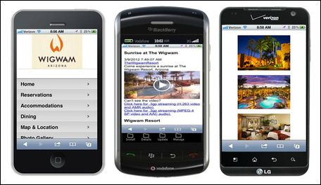 Lodging Interactive Offering Free Mobile Website to NEW Customers Signing Full Agency Services