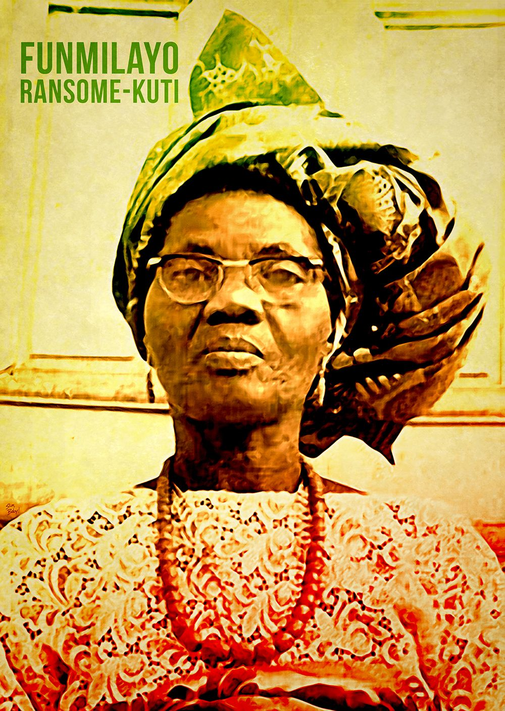 Image result for Funmilayo Ransome-Kuti
