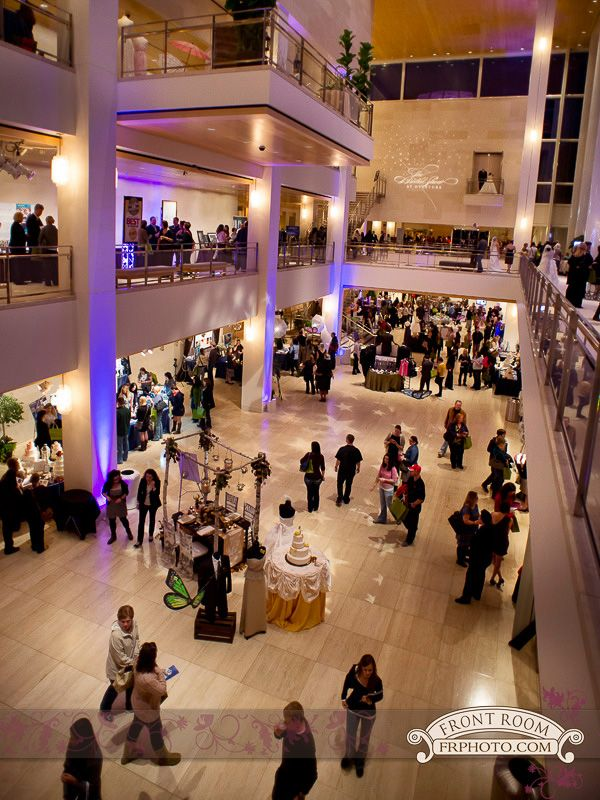 The Bridal Show At Overture Center Madison Wisconsin Photo By Frp Wedding