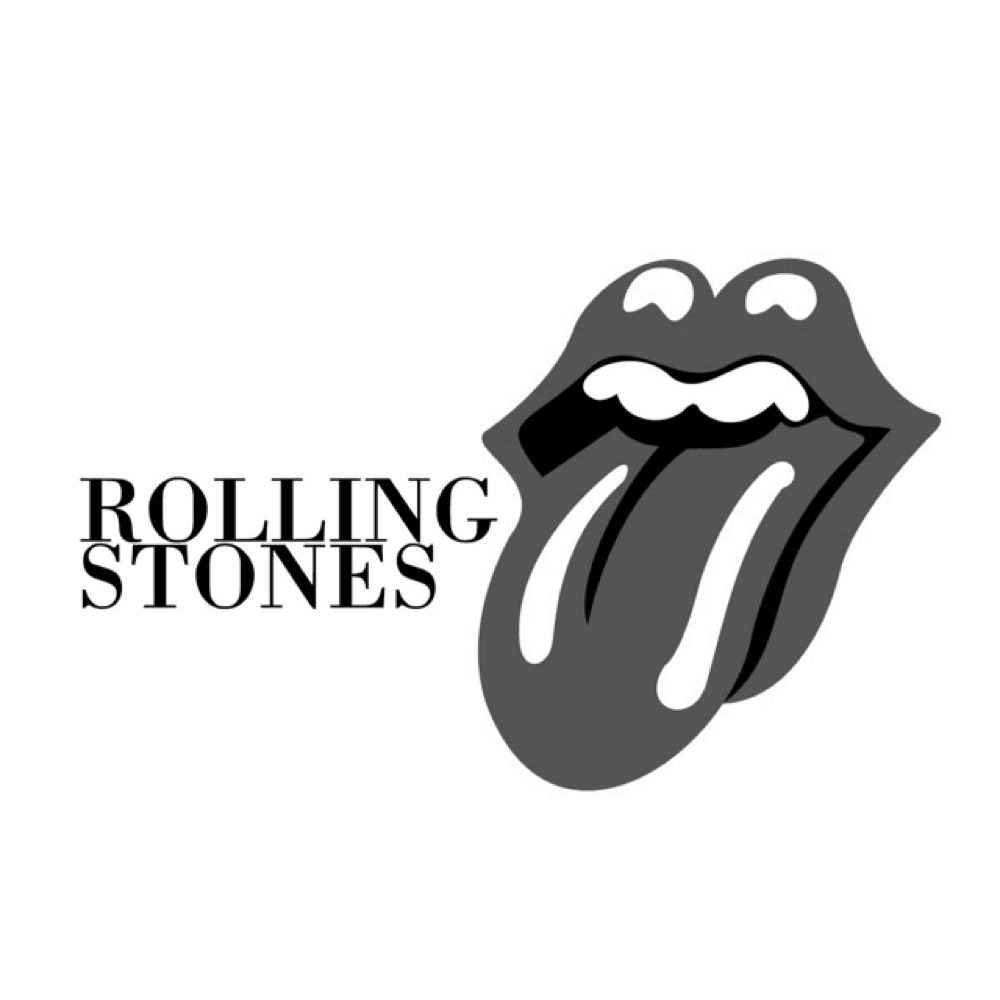 Pin By Janelle Pansini On Audio Addict Rolling Stones Logo Rolling Stones Vector Logo