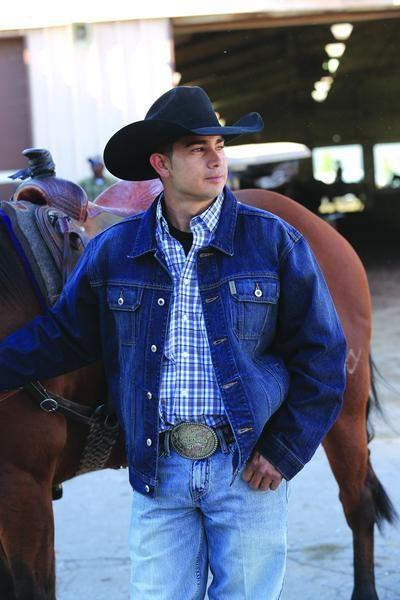 Download Cinch Denim Jacket in 2020 | Cowboy outfit for men ...