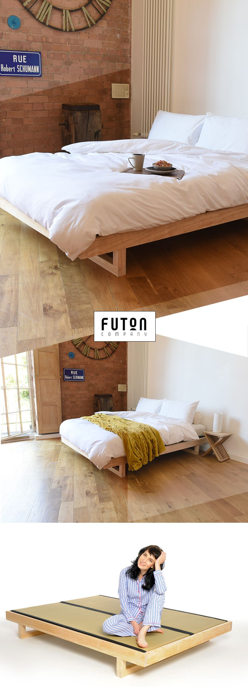 Mirage Kingsize Bed Garden House Idea