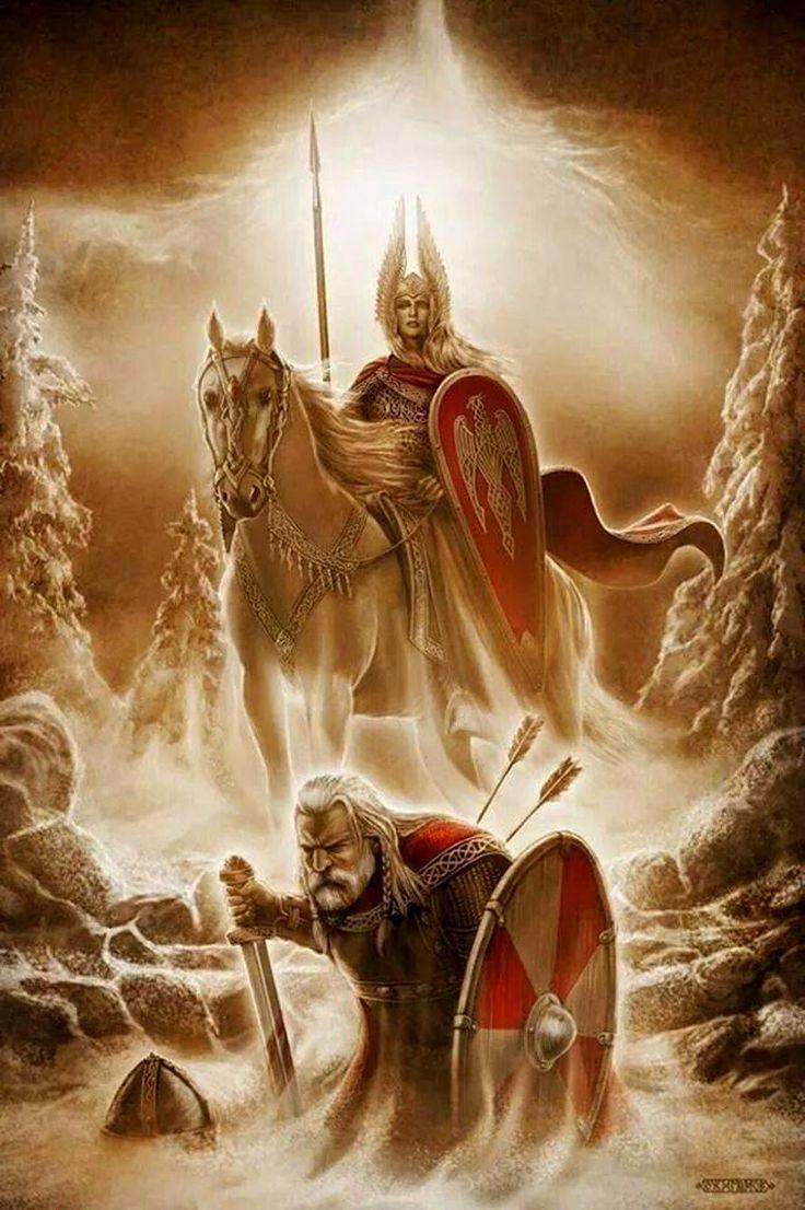 Игорь Ожиганов Vikings Pinterest Mythology Russian - Russian vikings