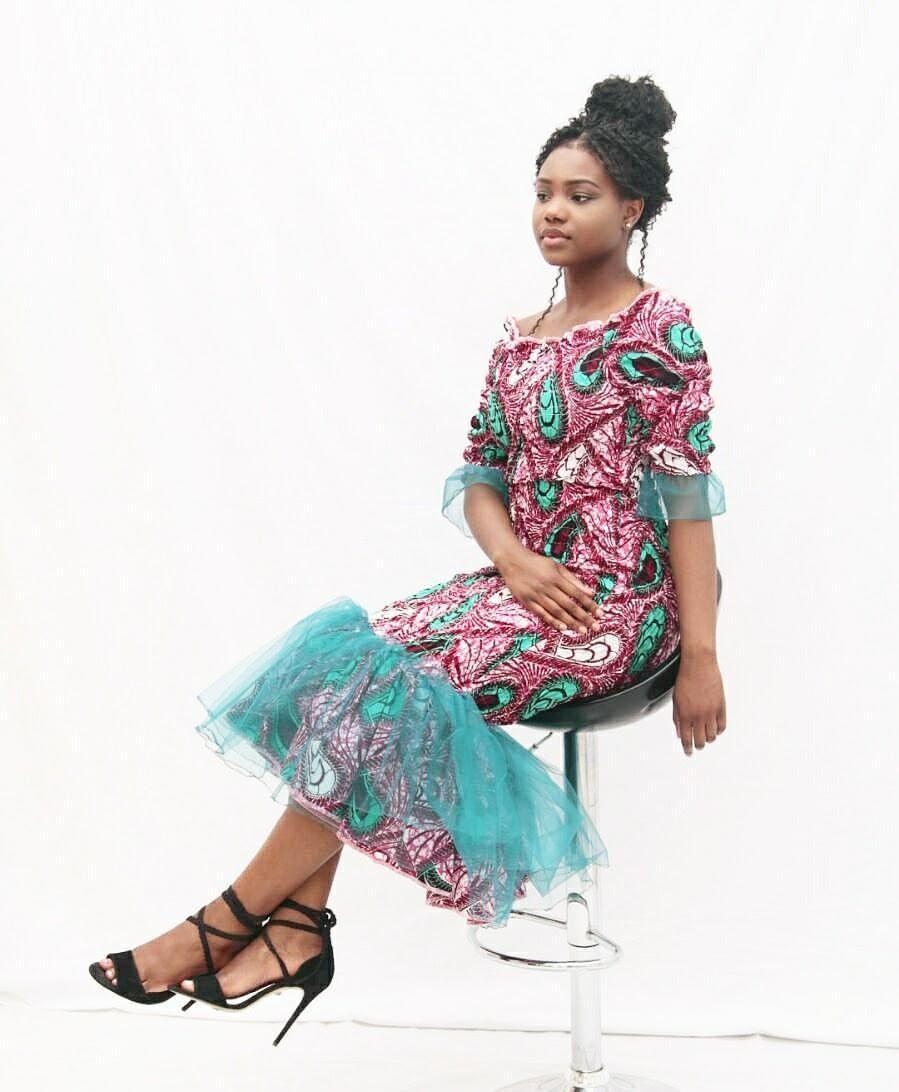African fashion nigerian fashion formal ankara african prints