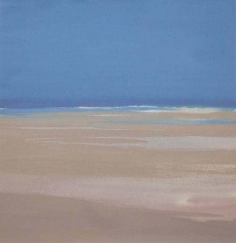 Cornish Beach - John Miller