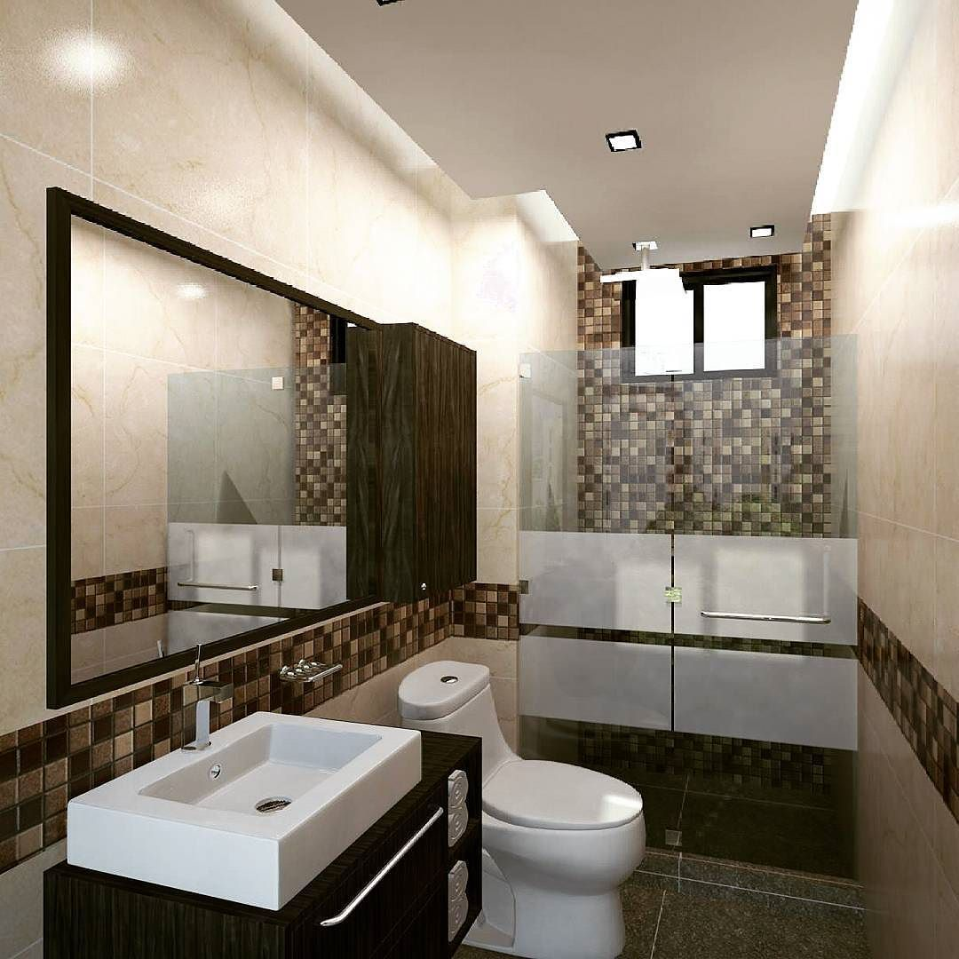Propuesta dise o ba o 3d 3dsmax rendering render for Bathroom designs normal
