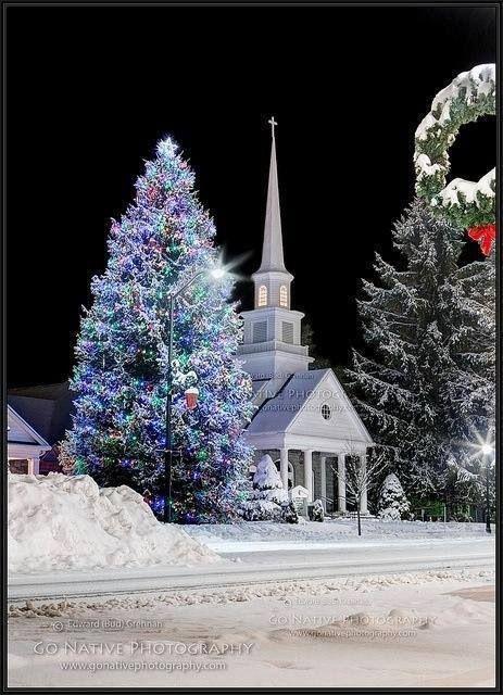Pretty Christmas picture