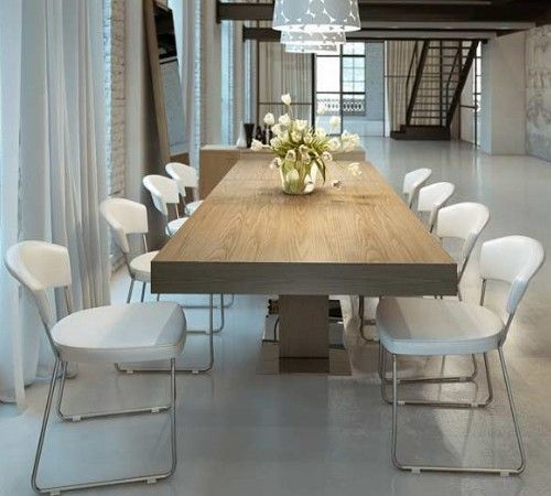 Found It At AllModern   Astor Extendable Dining Table Photo Gallery