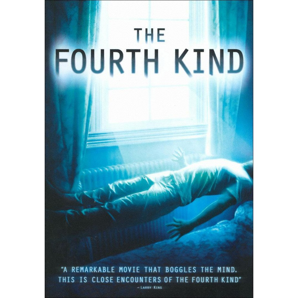 The Fourth Kind (dvd_video) | Products en 2018 | Pinterest | Pelis ...