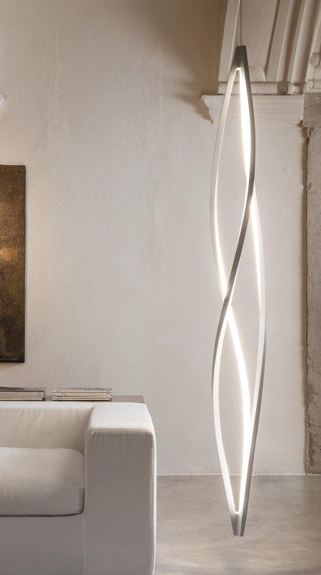 Floor and pendant lamp
