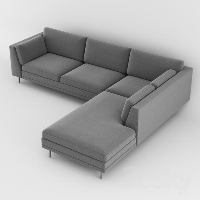 3d Models Sofa Avignon Mti Furninova Modern Sofa Designs Sofa Bed Design Modern Sofa Living Room
