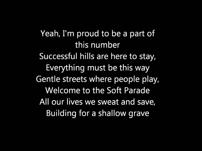 The Doors The Soft Parade With Lyrics We Need Someone